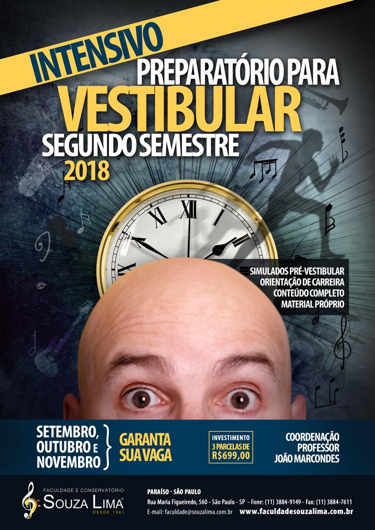 Preparatório Vestibular Faculdade Souza Lima