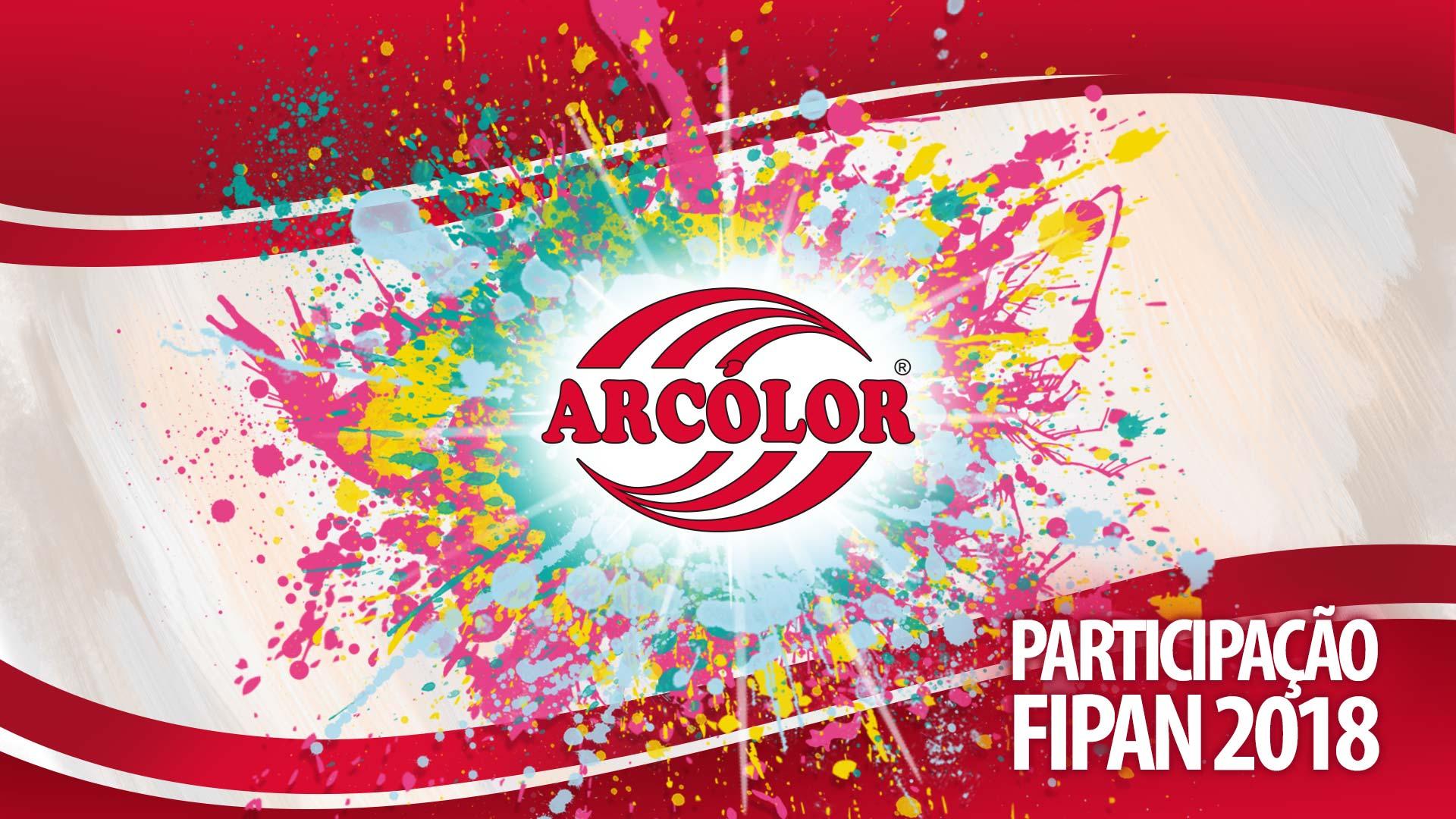 Arcólor participação FIPAN 2018