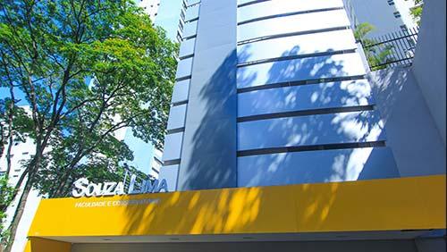 Fachada Souza Lima Paraíso