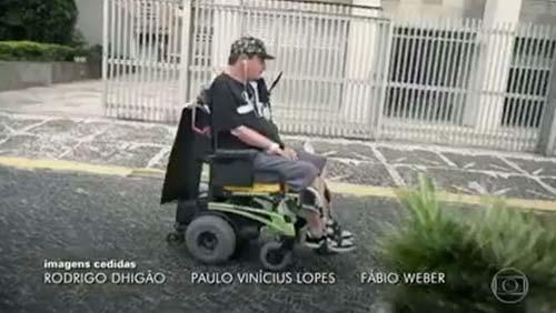 Fantástico - imagens Paulo Vinicius